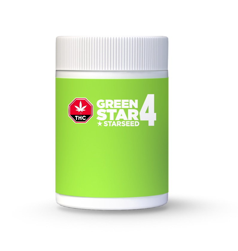Starseed Green Star 4