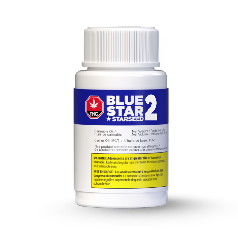 Blue Star 2 - Softgels