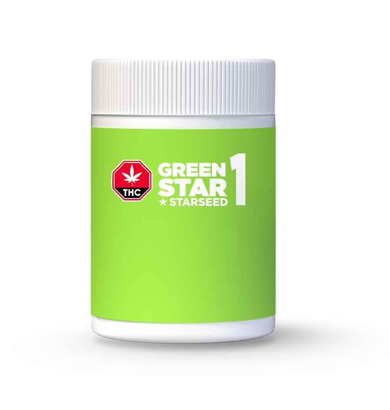 Starseed Green Star 1