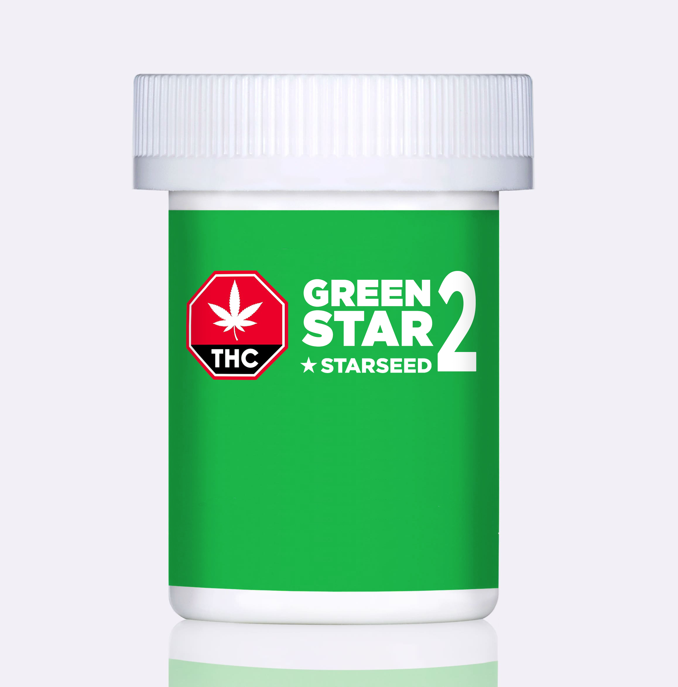 Starseed Green Star 2 - 5g