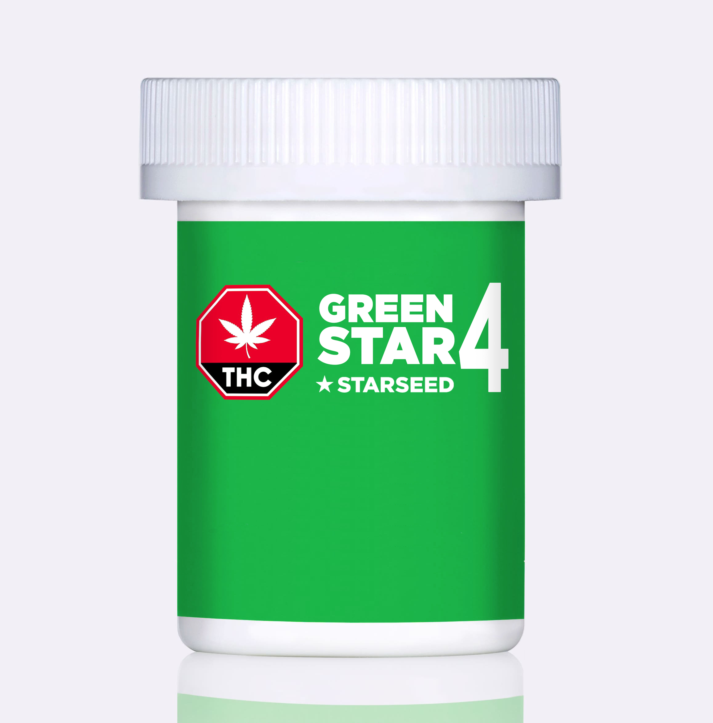 Starseed Green Star 4 - 5g