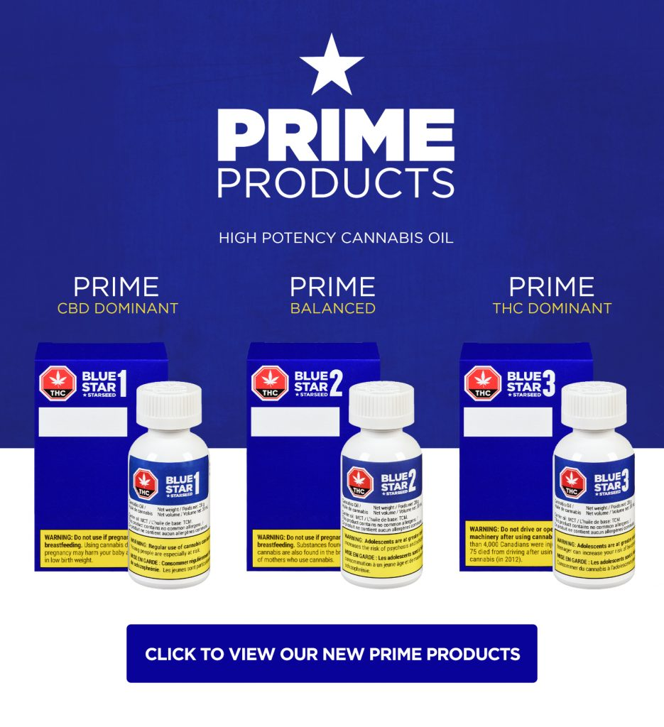 Starseed Prime Products Popup